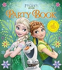 Disney Frozen Fever Party Book (Disney Party)
