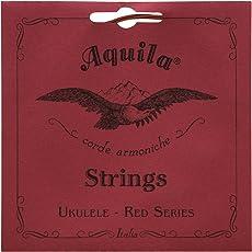 Aquila Red Series AQ-72 Tenor Ukulele String - Low G - 4th String