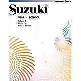 Suzuki Violin School, Vol 1: Violin Part: 01 (Suzuki Violin School, Violin Part)