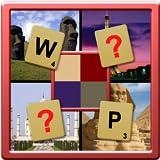 Welcher Ort in der Welt? -Besichtigung-Wort-Quiz-Spiel