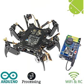 Freenove Three-Wheeled Smart Car Kit for Raspberry Pi | Model 3B+ 3B