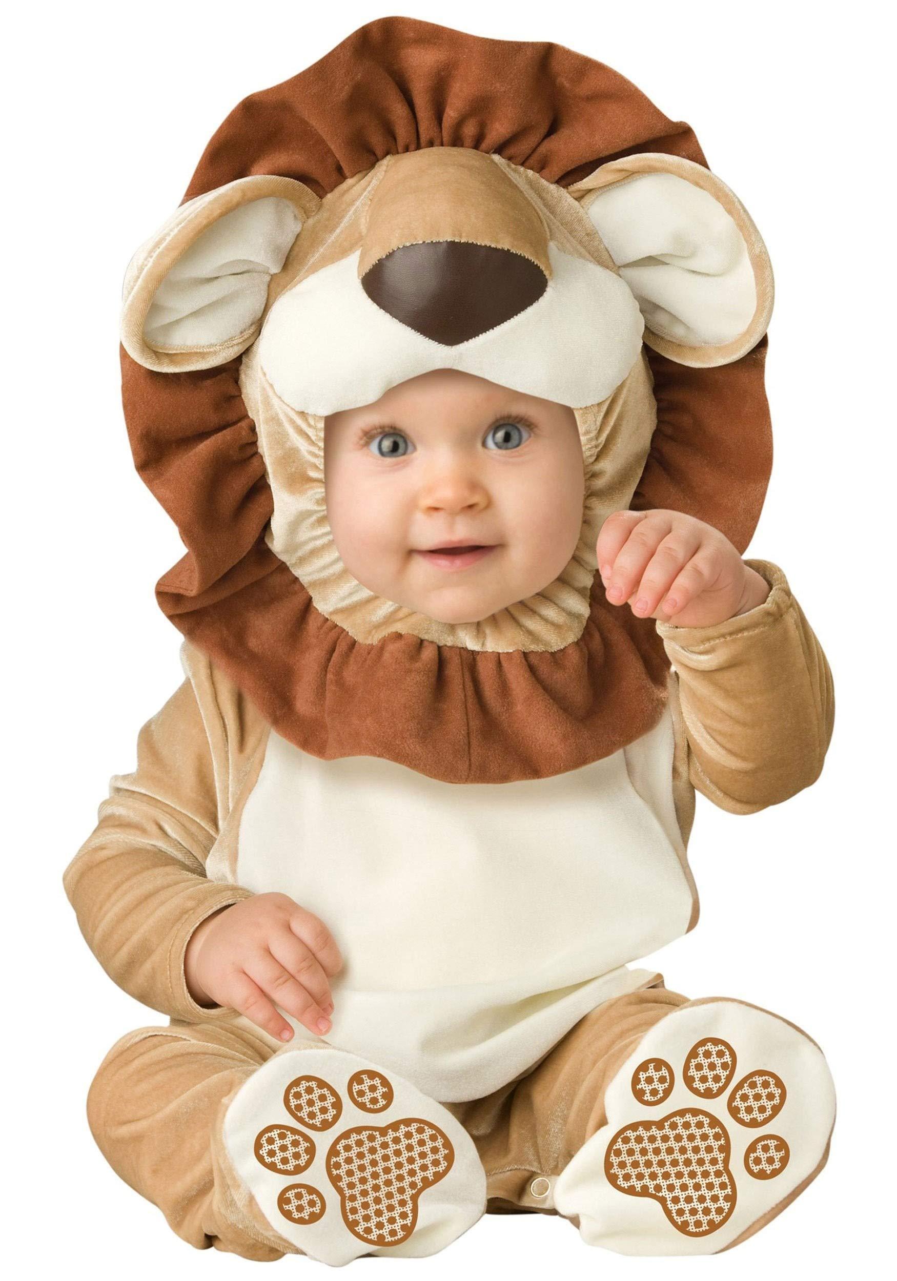 Lovable Lion - Costume Bambini 1 spesavip