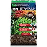 Fluval Substrat Stratum pour Plantes/Crevettes pour Aquariophilie