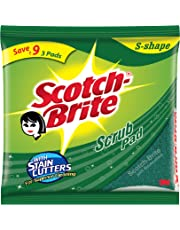 Scotch-Brite Scrub Pad (Large) - Super Saver Set of 3Pcs