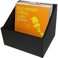 LP Schallplatten Holz Box Protected