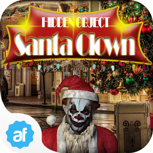Hidden Object - Santa Clown Free