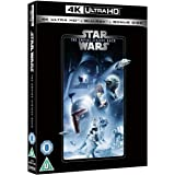 Star Wars Episode V: The Empire Strikes Back [Blu-ray] [2020] [Region Free]