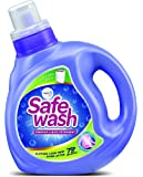 Safewash Matic Top Load Liquid Detergent by Wipro, 1L