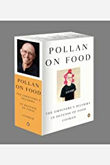 Pollan on Food Boxed Set: The Omnivore's Dilemma; In Defense of Food; Cooked Paperback