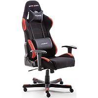 Robas Lund OH/FD01/NR DX Racer 1 Gaming-/ Büro-/ Schreibtischstuhl, mit Wippfunktion Gaming Stuhl Höhenverstellbarer…