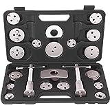 Remzuiger-terugstelset, 22-delig, voor motorvoertuigen, remmen en wisselen, remzuiger, terugstelset met 3-pins adapter VAG VW