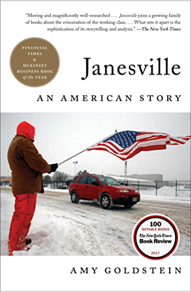 Janesville: An American Story (English Edition) eBook
