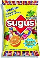 Sugus - Caramelos blandos con zumo de fruta, 1 Kg