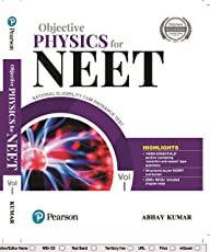 Objective Physics for NEET by Pearson - Vol. 1