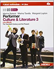 Performer. Culture and literature. Per le Scuole superiori. Con DVD-ROM. Con espansione online: 3