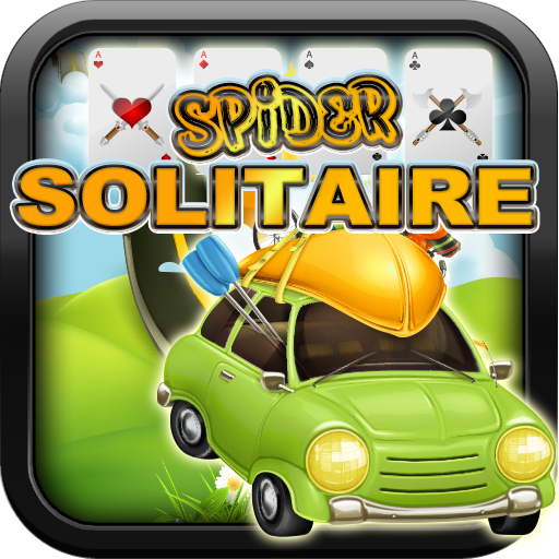 Spider Solitaire Free Kayak Getaway