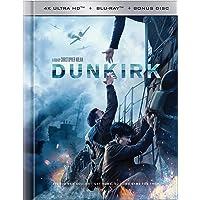 Dunkirk (4K UHD + Blu-ray + Blu-ray Bonus Disc) (3-Disc) - 64 Pages Digibook