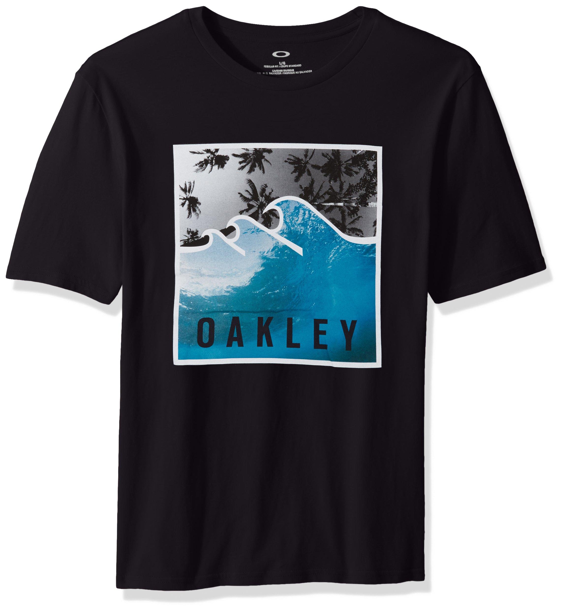 Oakley oscuras Grandes SWC-Palm Ondas Tees