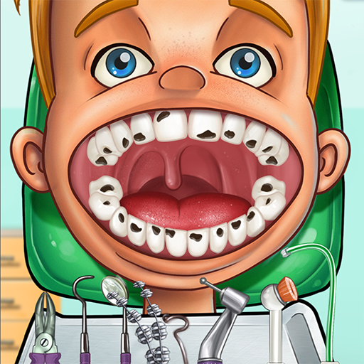 Dentist game for kids