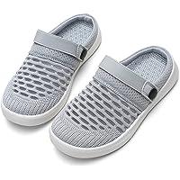 STQ Unisex Kids Garden Clogs Slip on Sandals