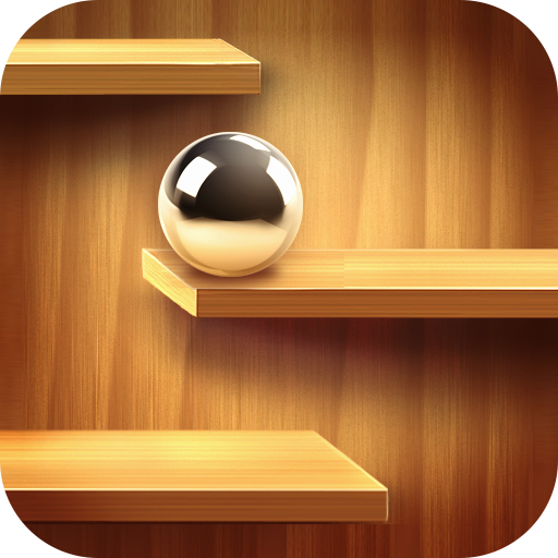 fallender-ball