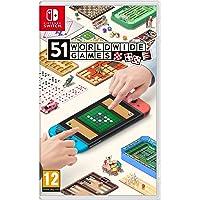 51 Worldwide Games - Nintendo Switch [Edizione: Spagna]