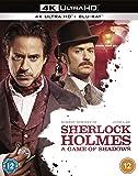 Sherlock Holmes: A Game Of Shadows [4K UHD / Blu-ray] [2011] [Region Free]