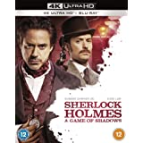 Sherlock Holmes: A Game Of Shadows [4K UHD / Blu-ray] [2011] [Region Free]