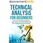 Technical Analysis for Beginners: Take $1k to $10k Using Charting and Stock Trends of the Financial Markets with Zero Trading