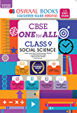Oswaal CBSE One for All Class 9 Social Science (Reduced Syllabus) (For 2021 Exam)
