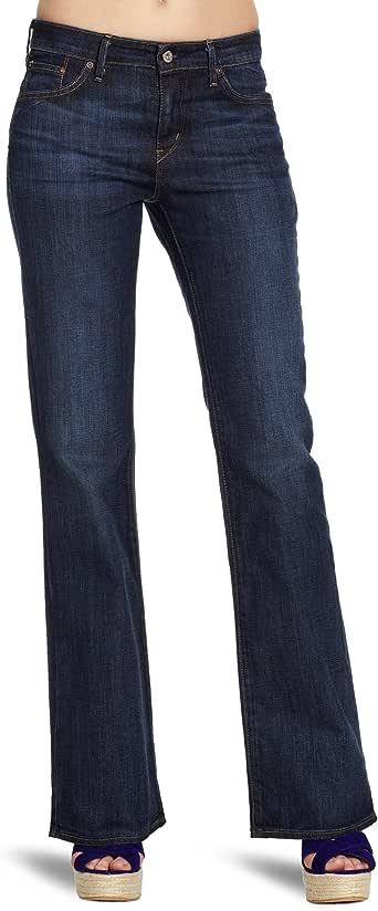 Levi's Demi Curve Bootcut Women's Jeans - Blue - Blau (Modern Medium Indigo) - 26W/30L