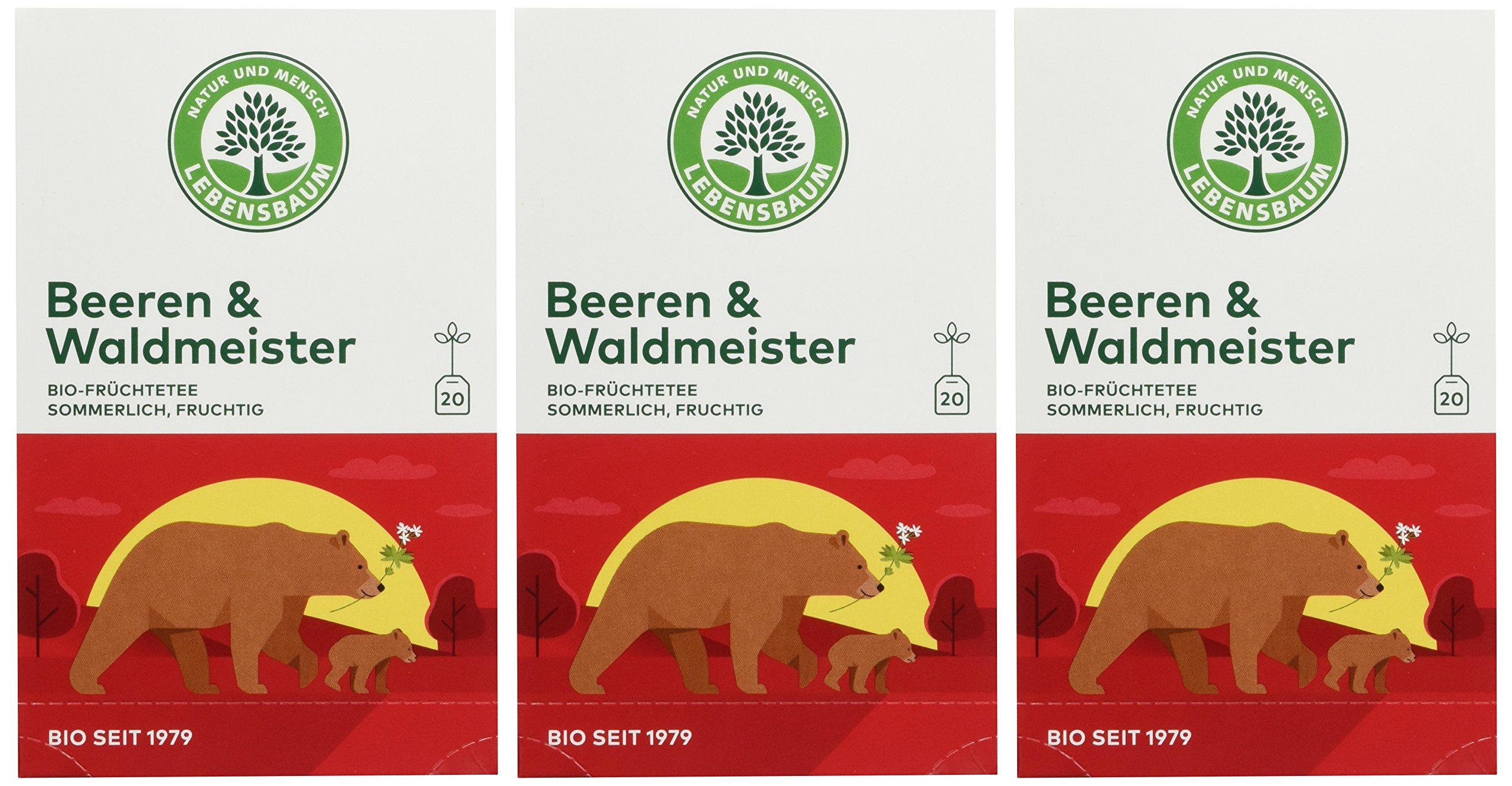 Lebensbaum-Bio-Frchtetee-Beeren-und-Waldmeister-3er-Pack-3-x-40-g