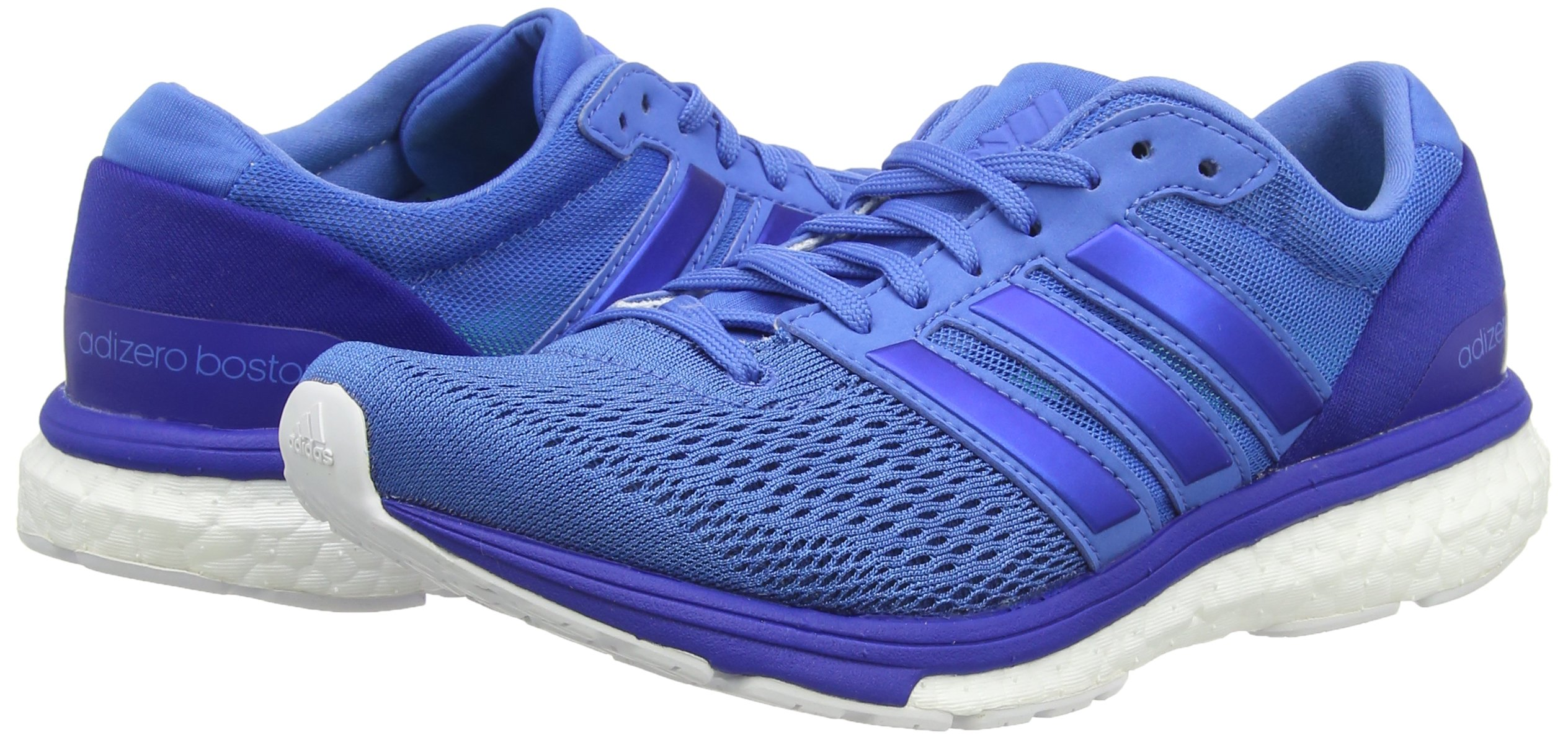 81ZKKyms4ZL - adidas Women's Adizero Boston 6 Competition Running Shoes
