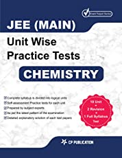 JEE Main Chemistry - Unit wise Practice Test Papers By Career Point Kota