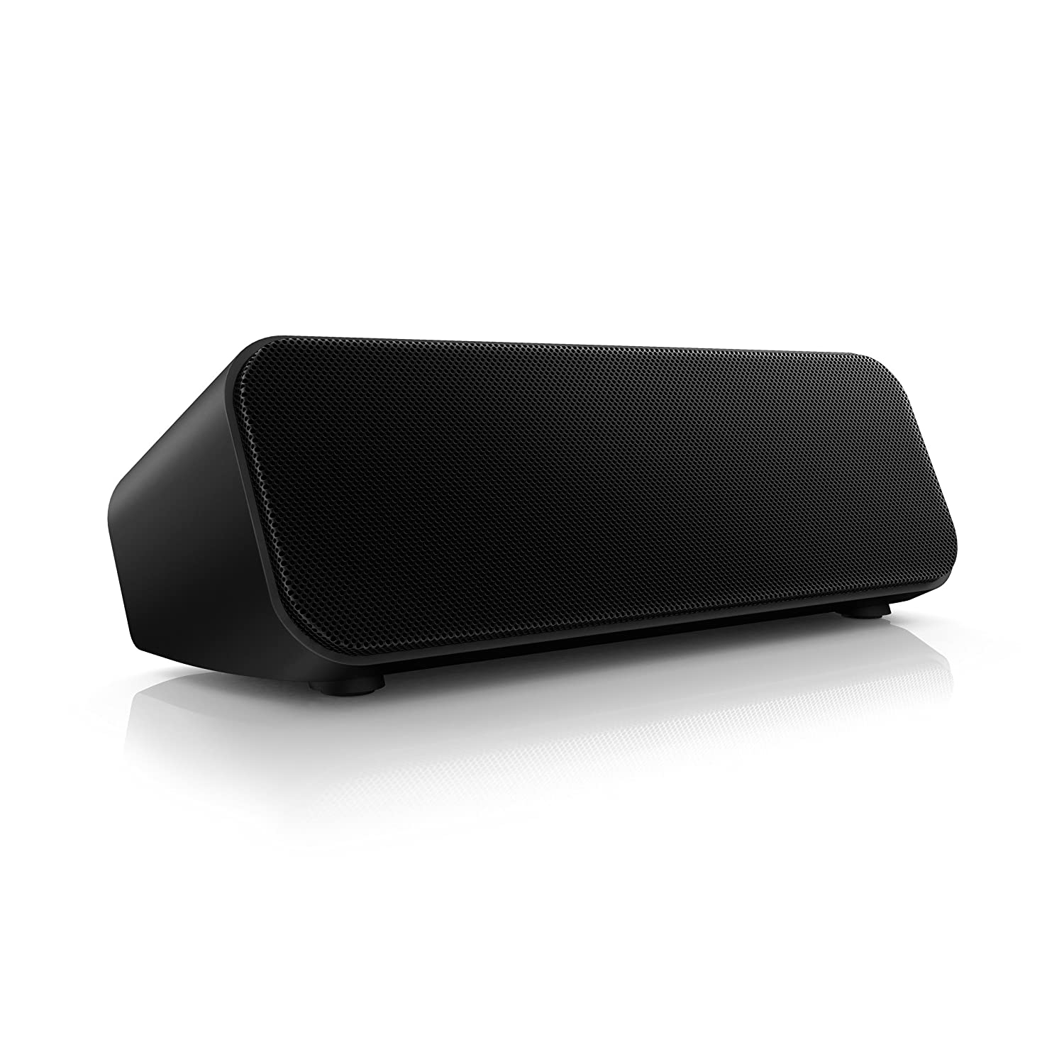 philips sb3700 enceinte bluetooth avec amplification des basses 16 w noir audio hifi. Black Bedroom Furniture Sets. Home Design Ideas
