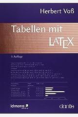 Tabellen mit LaTeX Taschenbuch