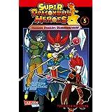Super Dragon Ball Heroes 3: Mission Dunkles Dämonenreich! Manga zum Arcade-Videogame DRAGON BALL HEROES - inklusive der Abent