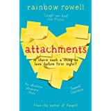 Attachments: Is there such a thing as love before first sight? The romantic comedy we all need to read in 2021 (English Editi