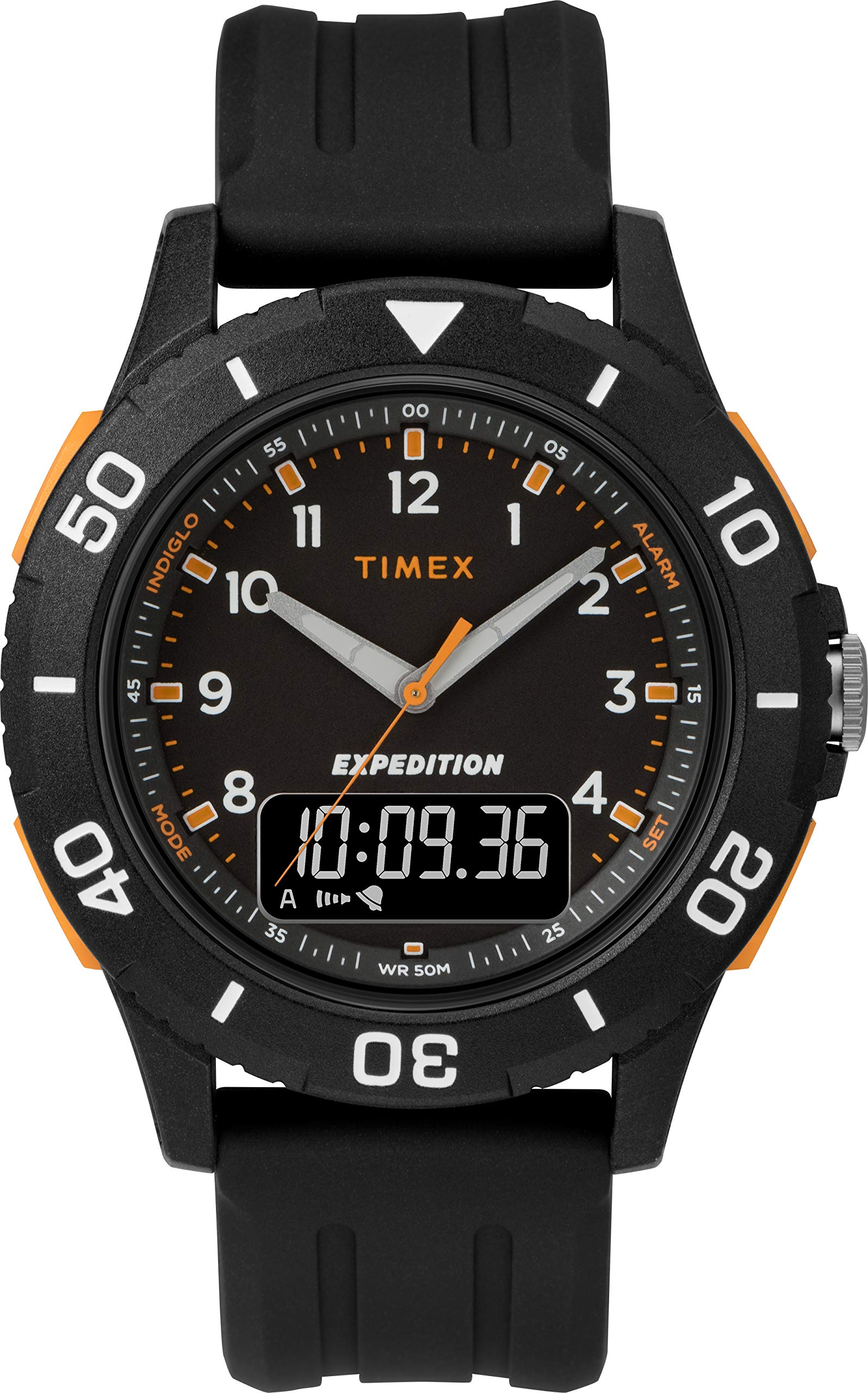 Timex Men's Expedition Katmai Combo 40 mm Watch