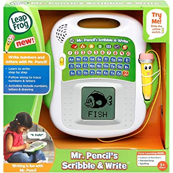 Vtech 600803 Mr Pencil's Scribble and Write Learning Toy