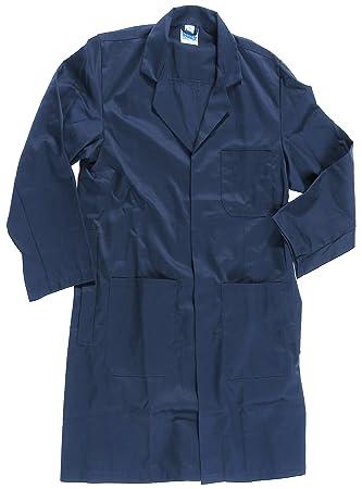 blu Camice da officina 444 Castle Clothing Ltd Blue Castle 444
