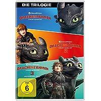 Drachenzähmen leicht gemacht - Die Trilogie [3 DVDs]