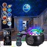 Led Sternenhimmel Projektor Für Erwachsene Kinder Nachtlicht Kinderzimmer 10 Planeten 15 Farben Sternenlicht Galaxy Projektor