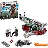 LEGO Star Wars Boba Fett's Starship 75312 Byggset (593 delar)