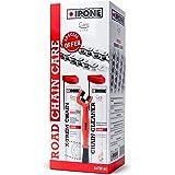 Ipone IP800736 Pack Entretien Moto Route Care Cleaner X-TREM Road 750 ML + Une Brosse de chaîne