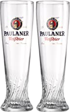 Weizenbierglas Paulaner, 0.5 L, 2-er Set