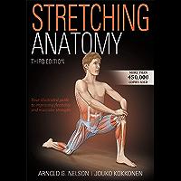 Stretching Anatomy (English Edition)