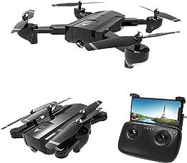 happy event SG900 faltbares Quadcopter 2.4GHz volle HD Kamera WIFI FPV GPS örtlich festgelegtes Punkt-Brummen 720P / 1080P (B)