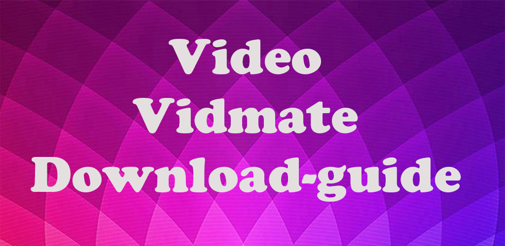 Video Vidmate Download Guide: Amazon co uk: Appstore for Android