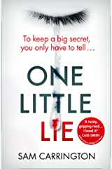 One Little Lie: The latest gripping crime thriller book from the no.1 ebook bestseller Paperback